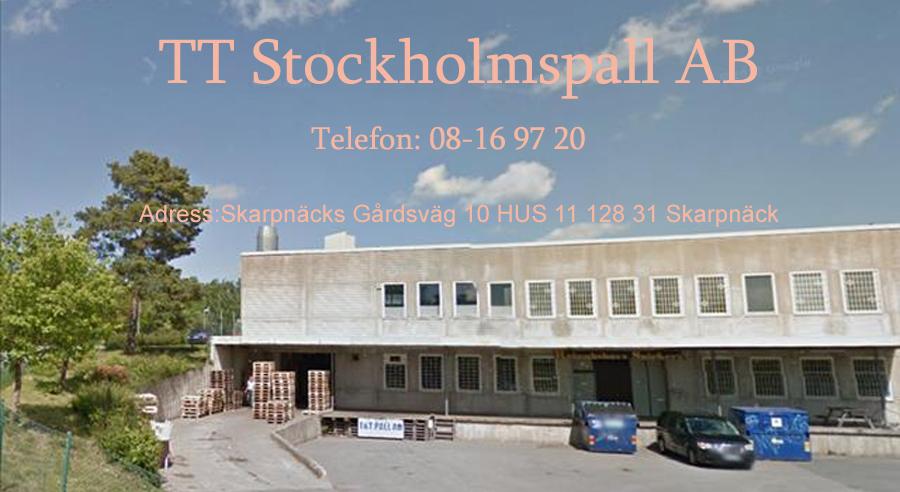Lastpallar köpes Stockholm